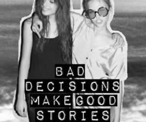 story, bad, and friends image