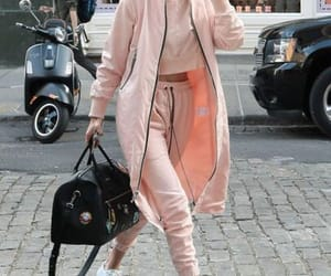 fashion, gigi hadid, and pink image