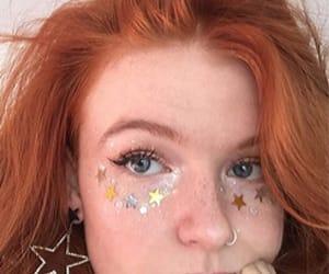 girl and stars image