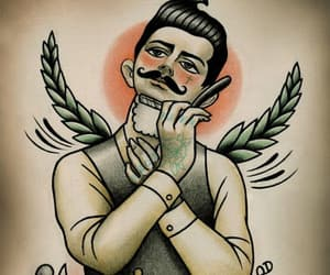 shaving, tattoo, and Tattoos image
