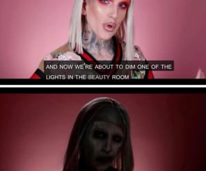 jeffree star, mood, and reaction image