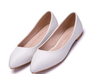 casual, pointed toe, and flat womens shoes image