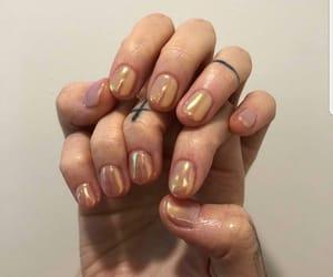 nail art, tattoo, and baek yerin image