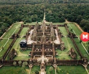angkor wat, lugares, and places image