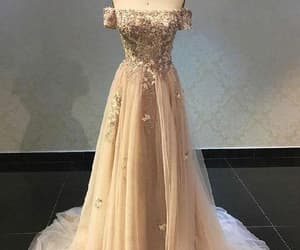 long prom dresses, long sleeves prom dresses, and prom dresses 2018 image