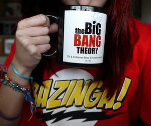 the big bang theory, bazinga, and awesome image