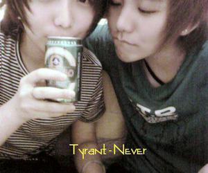 never & tyrant image