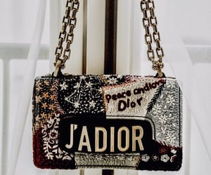 dior, bag, and accessories image