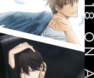 anime, takato saijyo, and Boys Love image