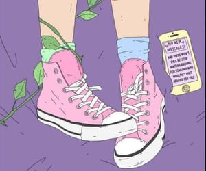 aesthetic, shoes, and sweet image