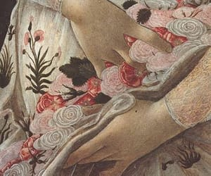 art, painting, and botticelli image
