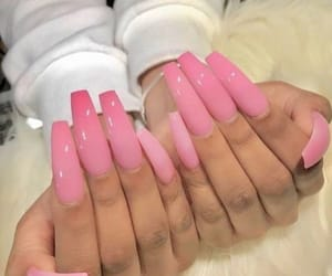 fabulous, pink, and long image