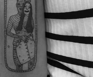 art, Tattoos, and tumblr image