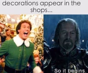 christmas, funny, and true image