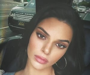 fashion, makeup, and kendall jenner image