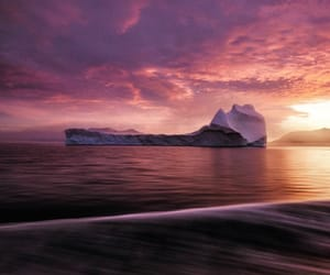 colors, greenland, and landscape image