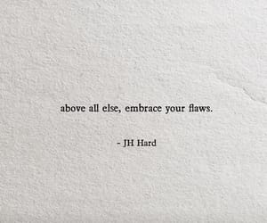 quotes, thoughts, and flaws image
