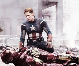 assemble, Avengers, and captain america image