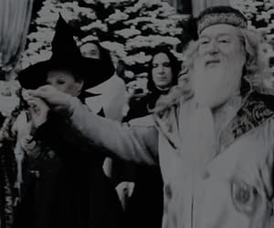 gif, harry potter, and minerva mcgonagall image