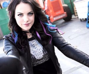 victorious, liz gillies, and jade west image