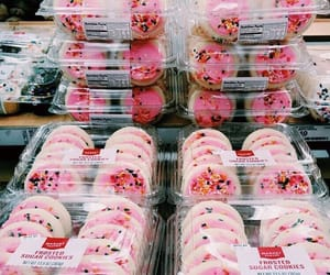 aesthetics, Cookies, and delicious image