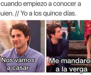 amor, memes en español, and desamor image