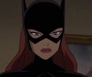 batgirl, cartoon, and icon image