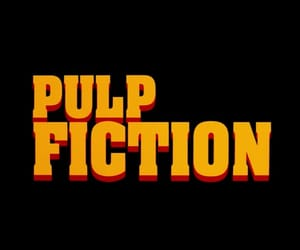 John Travolta, samuel l jackson, and pulp fiction image