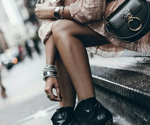 fashion, aesthetic, and boots image