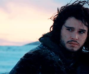 gif, kit harington, and game of thrones image