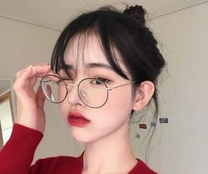 ulzzang, korean, and psd image