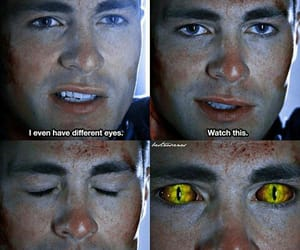 different, eyes, and monster image
