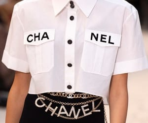 chanel, runway, and details image
