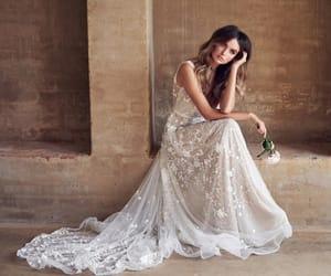 belleza, elegancia, and boda image