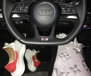 audi, car, and Louis Vuitton image
