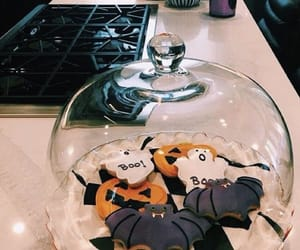 Halloween, kylie jenner, and Cookies image