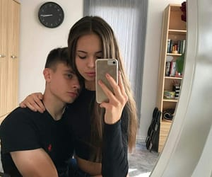 couple, aesthetic, and grunge image