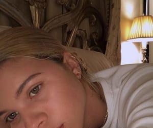 blonde and eyes image