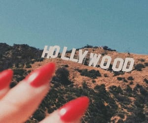 hollywood, aesthetic, and tumblr image