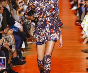 catwalk, Couture, and design image