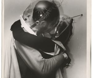 kiss, vintage, and love image