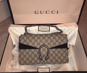 bag, gucci, and fashion image