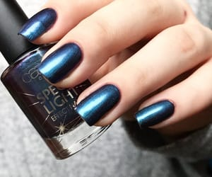 galaxies, nails, and catrice image