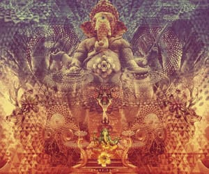 psychedelic, terra incognita, and psychedelic visions image