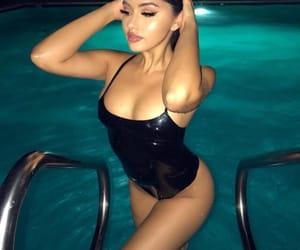 beauty, bikini, and pretty image