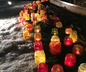 candles, ًًًًًًًًًًًًً, and winter image