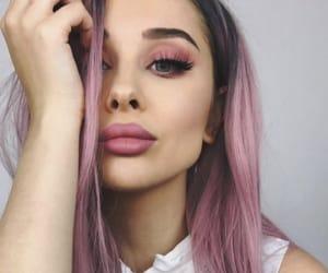 beauty, makeup, and gina shkeda image