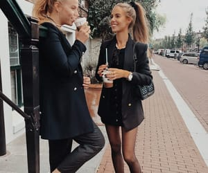amsterdam, autumn, and besties image