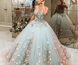 dress, fashion, and moda image