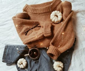 fall, jeans, and lights image